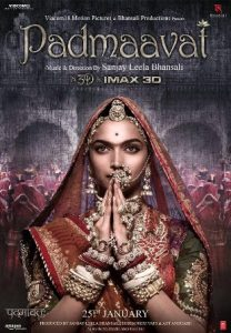 Padmaavat day wise box office collection