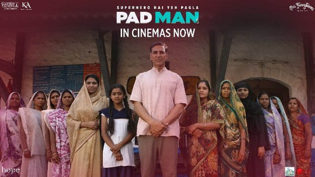 PadMan 2 weeks total collection