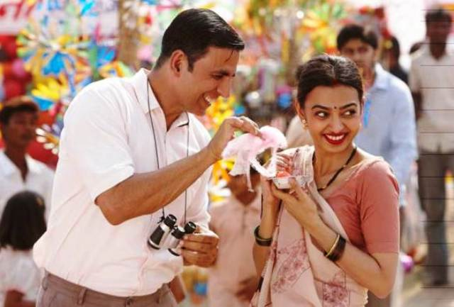 padman 6 days total collection