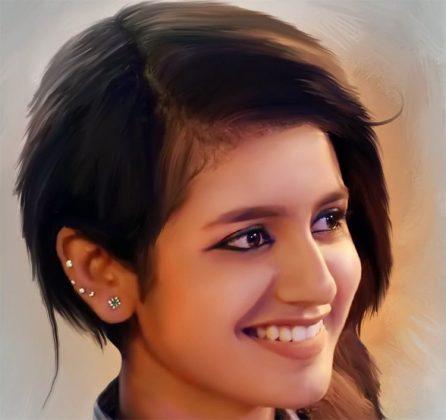 Priya Varrier Cute Pictures