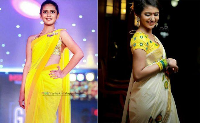 Priya Varrier Latest Pictures