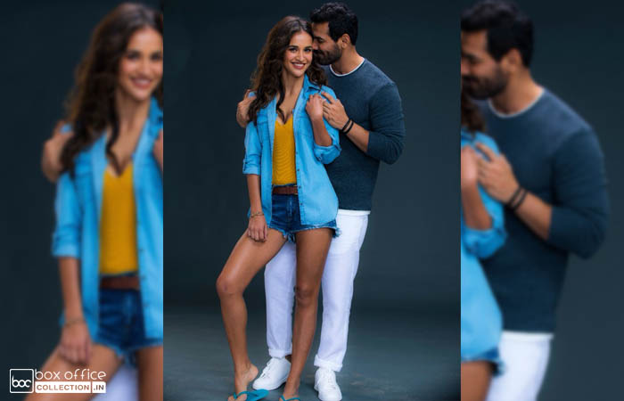 John Abraham and Aisha Sharma in SMJ