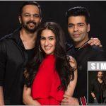 Sara Ali Khan pairs opposite Ranveer Singh in Simmba, backed by Rohit Shetty & Karan Johar