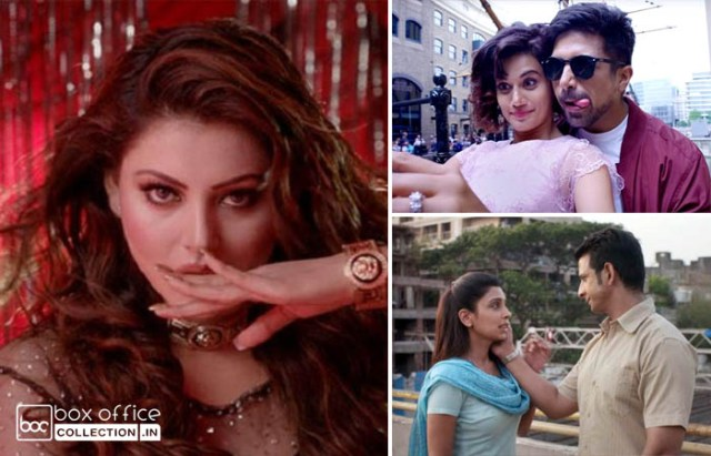 hate story 4, dil juunglee and 3 storeys 1st day collection