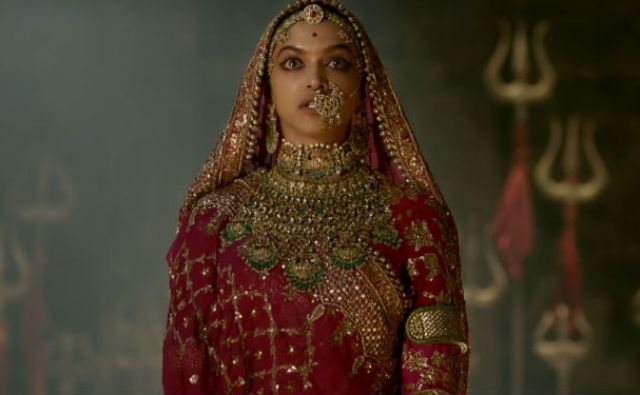 Padmaavat 5 weeks box office collection