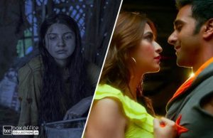 Pari and Veerey Ki Wedding First Day Collection
