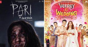 Box Office Prediction of Pari and Veerey Ki Wedding