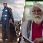 Avengers Infinity War 20th Day & 102 Not Out 13th Day Box Office Collection Report