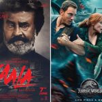 1st Day Collection of Kaala & Jurassic World Fallen Kingdom at the Indian Box Office