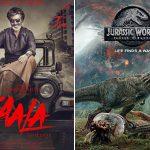 Rajinikanth's Kaala & Jurassic World Fallen Kingdom First Day Collection Prediction