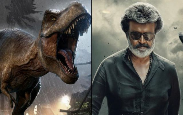 Kaala & Jurassic World Fallen Kingdom Total 8-Days Extended