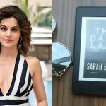Taapsee Pannu is Reading a Crime Novel for Business or Pleasure?