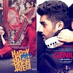 Happy Phirr Bhag Jayegi & Genius 6th Day Collection at the Indian Box Office