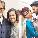 Taapsee Pannu on working with both Senior and Junior Bachchan