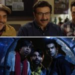 1st Day Box Office Collection of Yamla Pagla Deewana Phir Se and Stree across India