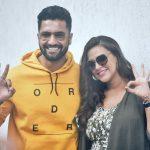Vicky Kaushal Dedicates a Romantic Song to Harleen Sethi on No Filter Neha Season 3