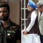Uri The Surgical Strike and The Accidental Prime Minister 6th Day Box Office Collection