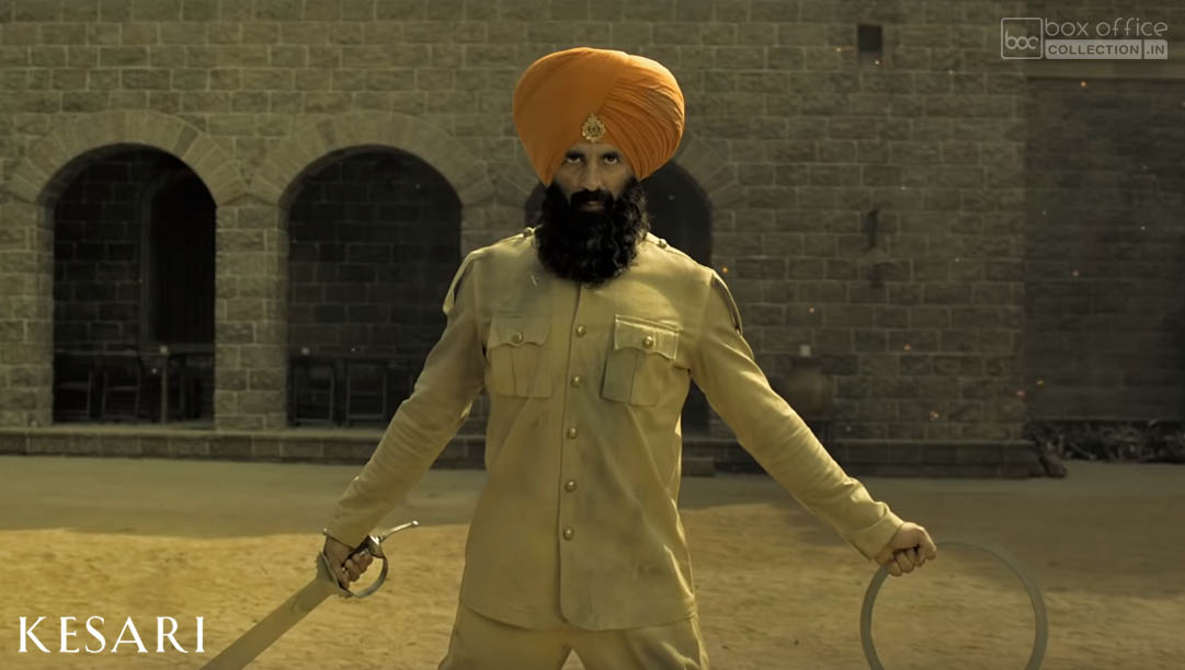 Kesari Trailer: Akshay Kumar's Epic War Drama wins Hearts ...