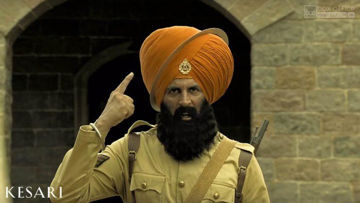 Kesari Trailer Akshay Kumar S Epic War Drama Wins Hearts
