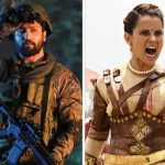 Uri The Surgical Strike 23rd Day & Manikarnika 9th Day Box Office Collection Report