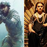 Uri The Surgical Strike 25th Day and Manikarnika 11th Day Box Office Collection Report