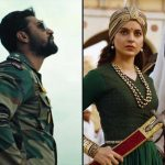 Uri The Surgical Strike 33rd Day and Manikarnika 19th Day Box Office Collection Report