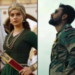 Uri The Surgical Strike 37th Day and Manikarnika 23rd Day Box Office Collection Report