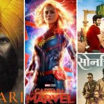 Films to Release in March 2019: Captain Marvel, Kesari, Luka Chuppi, Badla