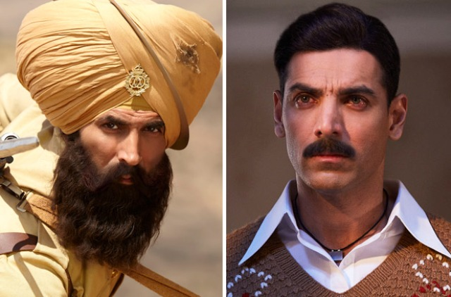 Kesari 27th Day and Romeo Akbar Walter 12th Day Collection at