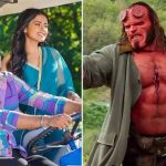 Manje Bistre 2 and Hellboy 3rd Day Box Office Collection: 1st Weekend Report