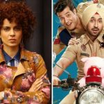 Judgementall Hai Kya & Arjun Patiala 4th Day Collection: Monday Box Office Report