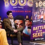 Mallika Sherawat & Tusshar Kapoor Face Off on Battle of the Sexes at 104.8 Ishq