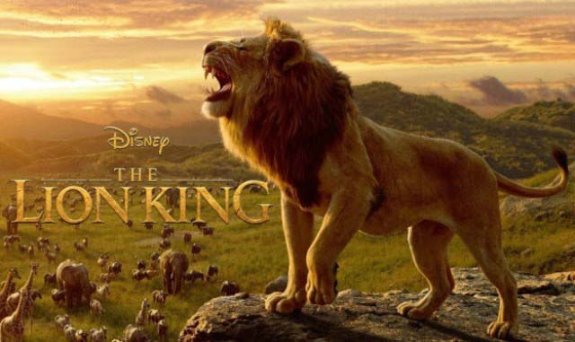 The Lion King 4th Day Collection Disneys Film Remains