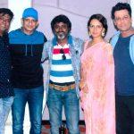 Fauji Calling actor Sharman Joshi & director Aaryaan Saxena thank the villagers of Ranchi