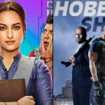 2nd Day Collection of Fast & Furious: Hobbs & Shaw and Khandaani Shafakhana across India