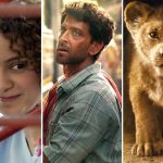 Judgementall Hai Kya 14th Day, The Lion King 21st Day and Super 30 28th Day Collection
