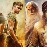 6th Day Box Office Collection: War remains Super Strong on Monday, Sye Raa Hindi Drops