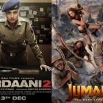 3rd Day Box Office Collection: Mardaani 2 registers a good weekend, Jumanji 2 solid!
