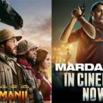 1st Day Box Office Collection: Mardaani 2 takes a Decent Opening, Jumanji 2 Good