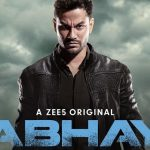 ZEE5 presents Season 2 of Crime Thriller Abhay starring Kunal Kemmu
