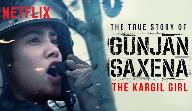 Janhvi Kapoor S Gunjan Saxena The Kargil Girl To Release Directly On Netflix